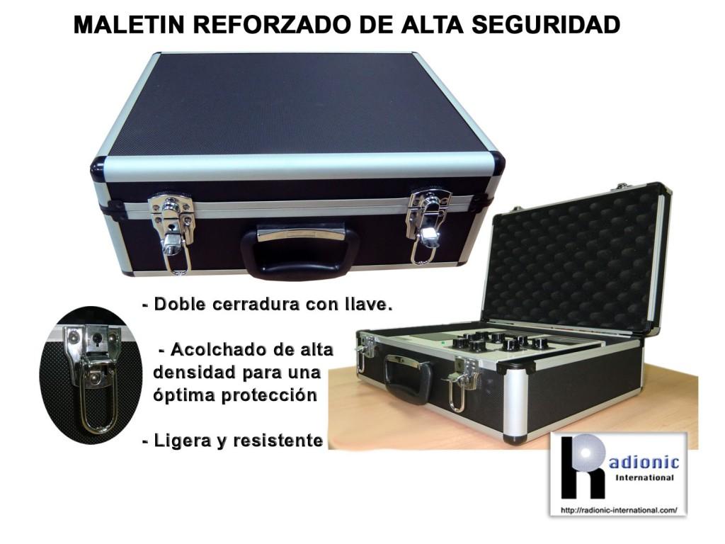 Maletin Reforzado para su ARE-X